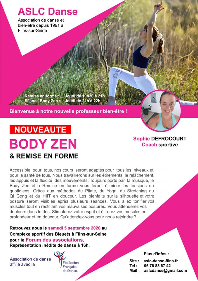 Forum des associations - Body Zen